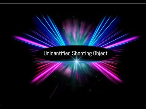 Unidentified Shooting Object A Short Sci-Fi Film 2017