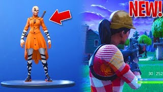 EPIC *NEW* SKINS IN FORTNITE! - Custom KUNG FU & Bob The Builder Skin! (Fortnite Battle Royale)