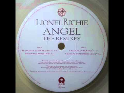 Lionel Richie - Angel [Boogieman remix] mp3