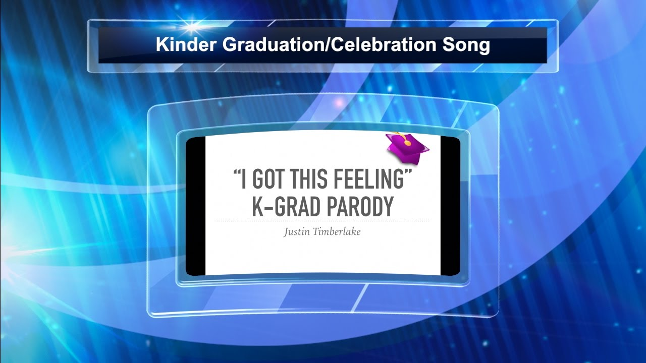 Graduation Songs for Preschool & Kindergarten - Preschool