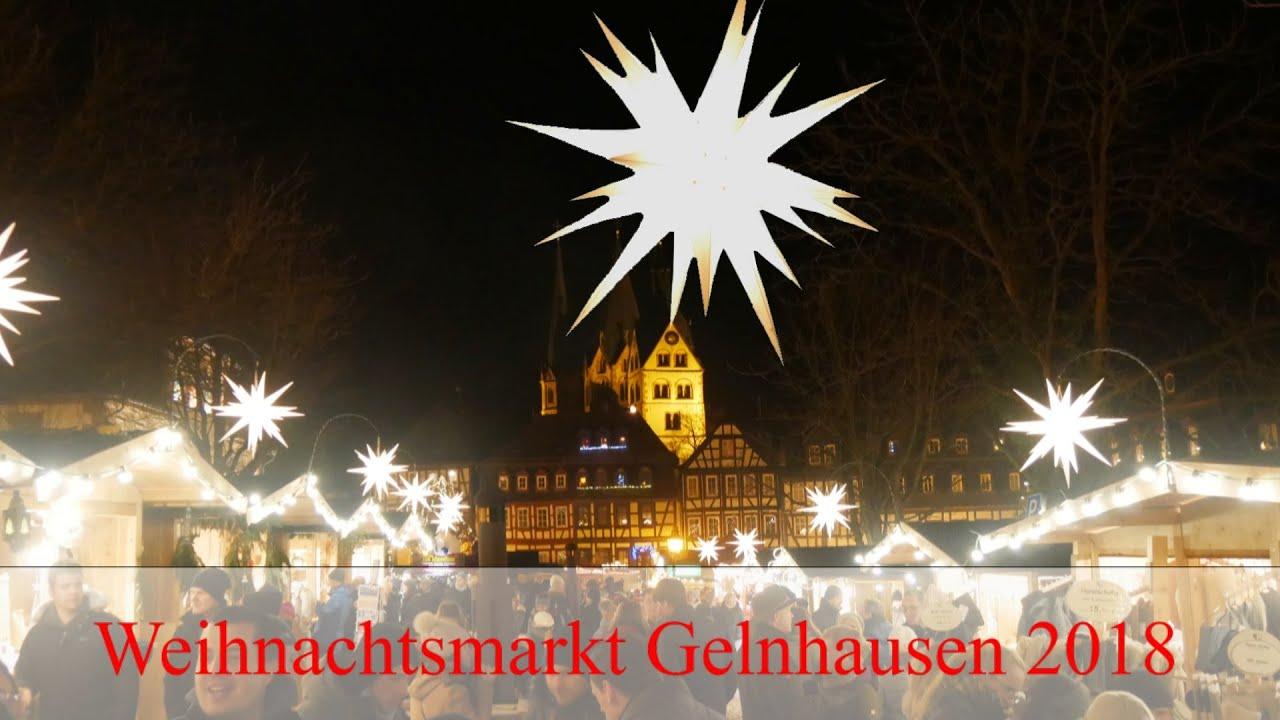 Sehenswertes - Weihnachtsmarkt Gelnhausen