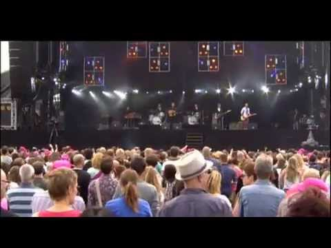 Douwe Bob live at Pinkpop 2013