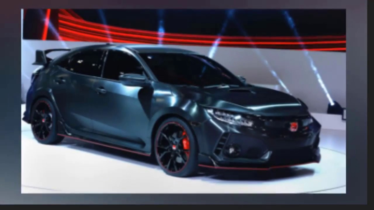 New Honda Civic Type R 2020 2020 Honda Civic Type R Awd 2020