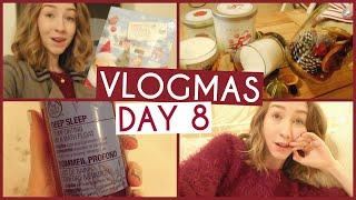 Long Productive Day • VLOGMAS {DAY 8} Thumbnail