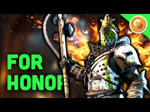 SHOVE THIS UP YOUR... LAWBRINGER! - For Honor Gameplay