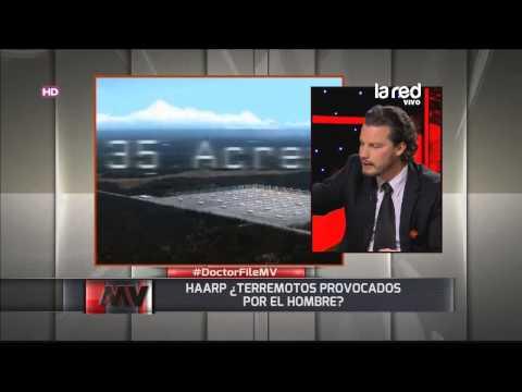 Dr. File explica lo que es el HAARP
