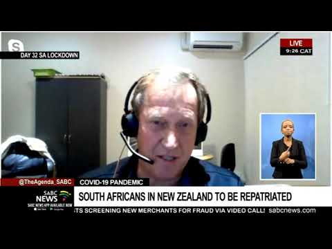 COVID-19 I Over 600 South Africans in Australia, New Zealand to be repatriated: Arno Nel