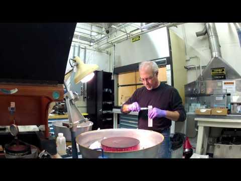 The Optics Whisperer: Master Optician Hones His Art at LLNL