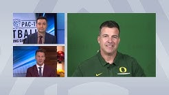 Mario Cristobal analyzes Oregon's recruiting class following Early Signing Day