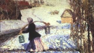 Казки картинної галереї - Ігор Грабар (20 серія) (Уроки з тітонькою Совою)