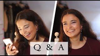 Q&A #1 || Voltar a trabalhar como atriz , Tenho Namorado? , You|| SANDRA SILVA