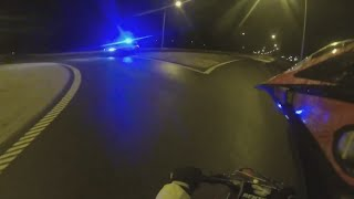 Best Police Dirtbike Chases Compilation #9 - FNF