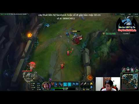 TOP Darius vs Irelia | Tuổi Gì PK Với Anh - ThrowThi