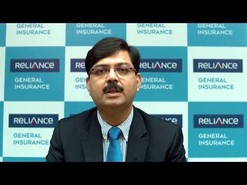 Rakesh Jain, ED & CEO, Reliance General Insurance, sharing key highlights of FY18 performance