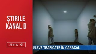 Stirile Kanal D (12.08.2019) - Destine frante de un interlop beat! | Eleve traficate in Caracal!