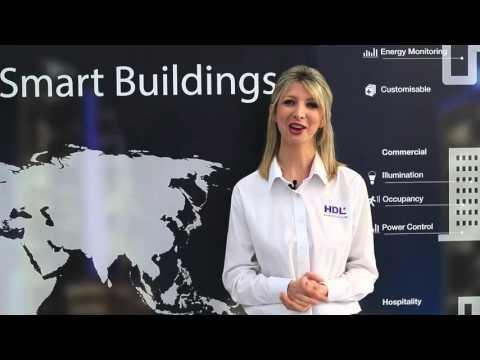 HDL Smart Homes & Buildings at 100% Design, London