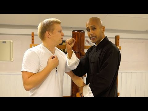 """Wing Chun - Don't Go """"All In"""" To Improve Your Attack, Defence & Control"""