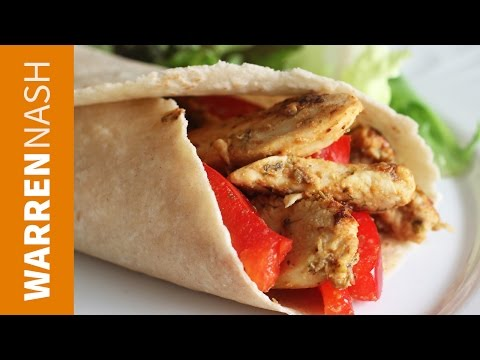low-fodmap-recipes---easy-chicken-fajitas---recipes-by-warren-nash