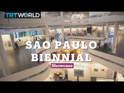Sao Paulo Biennial 2018 | Contemporary Art | Showcase