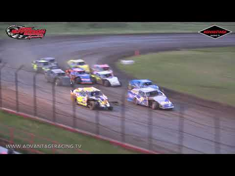 Mark Lloyd Memorial Highlights - Park Jefferson Speedway - 6/8/19