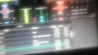 Dj teon nelson remix on laptop