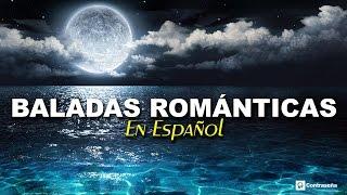 Musica romantica en ingles cantada en español