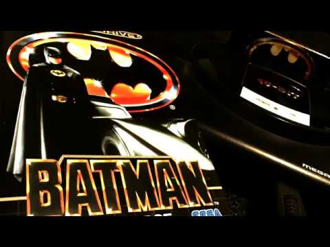[Sega Megadrive] Batman - Stage 1 Gotham City Street (Dance Remix)
