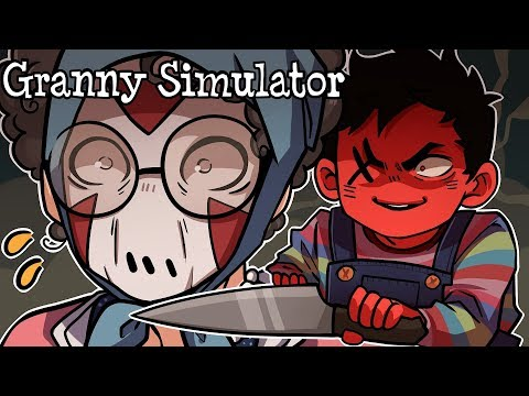 THIS IS CHILD'S PLAY! | Granny Simulator (w/ H2O Delirious)