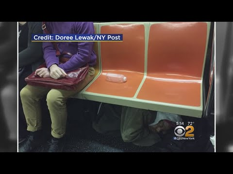 Cuomo, Lhota Fault City Hall For Subway Homeless Problem