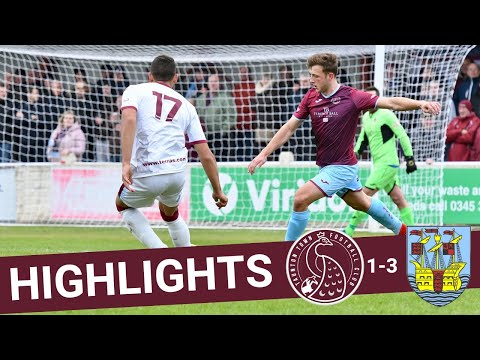 Extended Highlights: Taunton Town 1-3 Weymouth