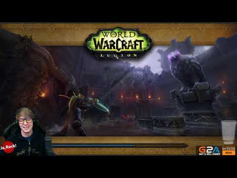 GODZINA AREN - World of Warcraft: Legion