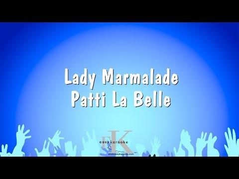 Lady Marmalade - Patti La Belle (Karaoke Version)