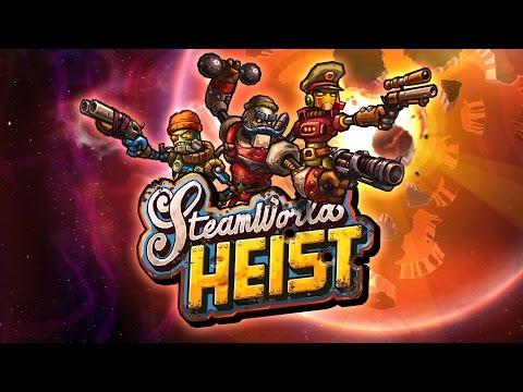 SteamWorld Heist iOS Gameplay Walkthrough - Part 1