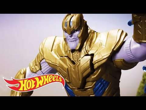 MARVEL AVENGERS: INFINITY WAR | Hot Wheels