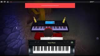 Empire of Angels - Sun di: Thomas Bergersen al pianoforte ROBLOX. [Abbreviato]