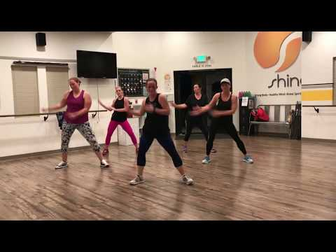 One Foot | Walk the Moon | Cardio Dance Fitness | Legs