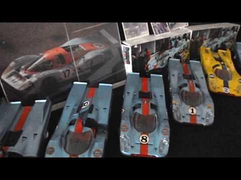 Porsche 917  Schuco verschiedene Schuco Modelle Sound