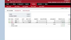 BPI Trade Tutor: Viewing Your Portfolio - Sep 24 2014