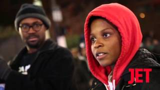 JETmag.com: Protest Erupts in Chicago after LaQuan McDonald Video Released
