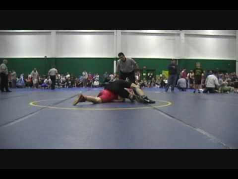2008 NY State Kids Wrestling Championships, 160lb. schoolboy Final