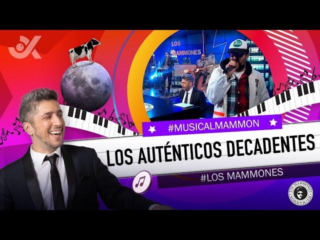 INCREIBLE #ShowMusical de Los Auténticos Decadentes - #LosMammones
