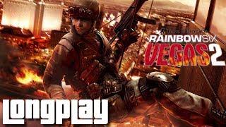 Rainbow Six: Vegas 2 - Full Game Walkthrough (No Commentary Longplay)