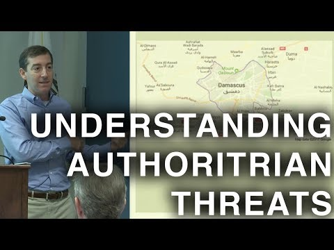 Understanding the Impact of Regime Security on Proliferation Decision-Making | CGSR Seminar