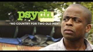 "Psych Season 7 | 7x04 - ""No Country For Two Old Men"" - Promo"
