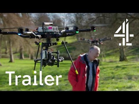 TRAILER: Hidden Britain by Drone | Channel 4