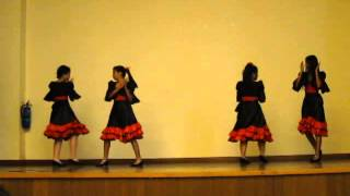 Eurasian Association Dance - Jinkli Nona