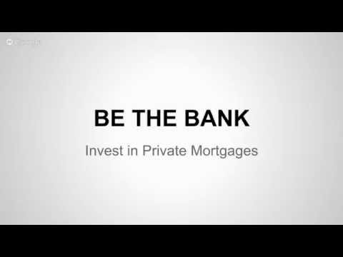 Introduction to Private Mortgage Investing
