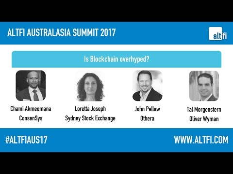 Is Blockchain overhyped?
