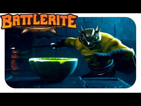 видео: battlerite ►Знакомство