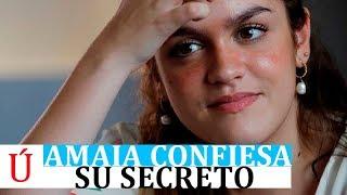 Amaia confiesa su secreto mejor guardado desde que salió de Operación Triunfo